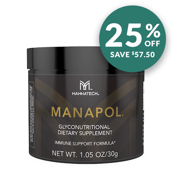 Manapol Immune Support Promotion