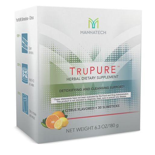 TruPURE® Cleanse slimsticks