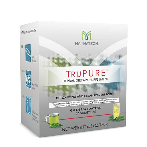 TruPURE® Green Tea