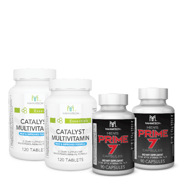 Men's PRIME 7™ & Catalyst™ Multivitamin