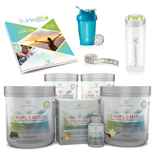 TruHealth System Bundle (Chocolate and Vanilla)