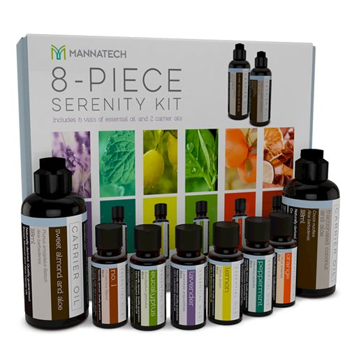 Essential Oils Kit – 8-Piece