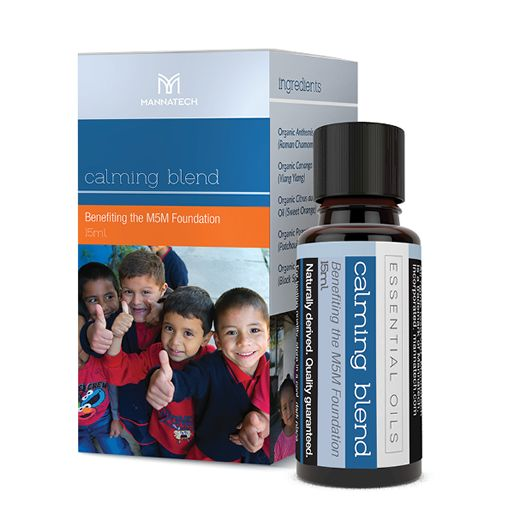 December Promotion - M5M Calming Oil